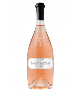 chateau de la grille vin de Chinon rose