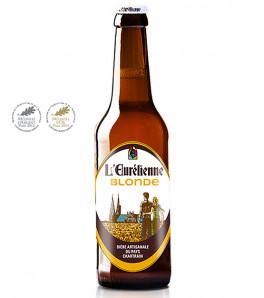 brasserie eurelienne biere blonde artisanale pur malt