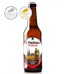brasserie eurelienne biere triple artisanale