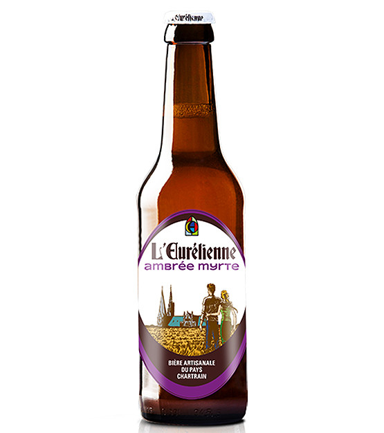 brasserie eurelienne biere ambree artisanale myrte