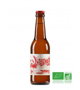 brasserie les acolytes biere blanche biologique banzai au gingembre