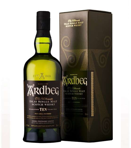 ardbeg ten 10 ans whisky single islay