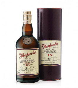 Glenfarclas 15 ans whisky Single Highland