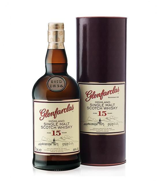 Glenfarclas 15 ans whisky Single Highland