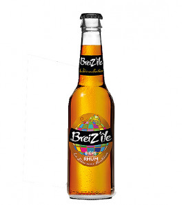biere breiz ile aromatisee au rhum