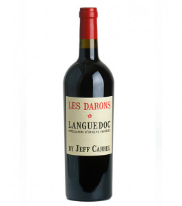 Les Darons by Jeff Carrel aop languedoc