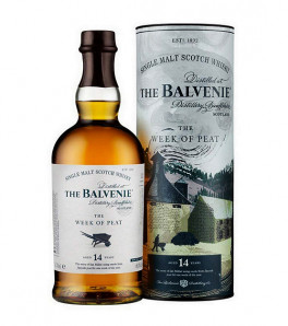 the balvenie 14 ans week of peat