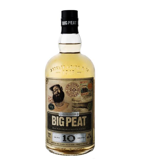 Big Peat 10 ans serie limitee anniversaire