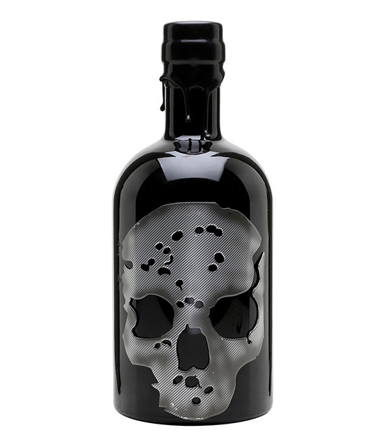 vodka ghost silver edition