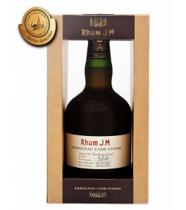 J.M. Rhum Armagnac Tariquet rhum de la martinique