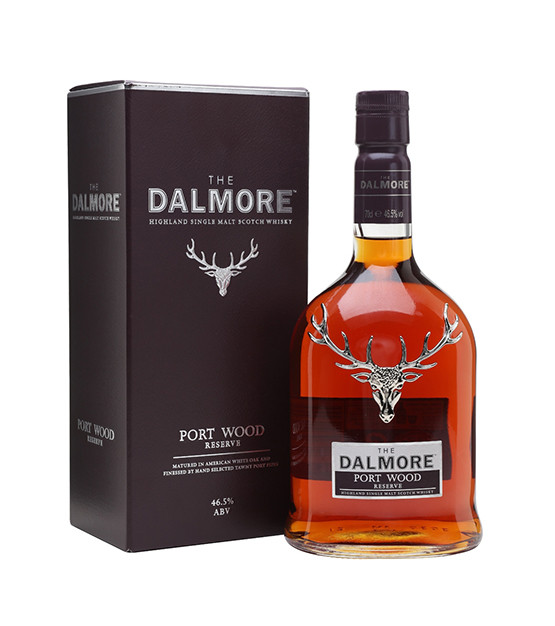 Dalmore 18 ans Highland Single Malt Etui