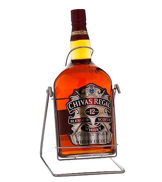 Chivas Regal 12 ans scotch whisky blended