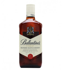 Ballantine's Finest blend whisky