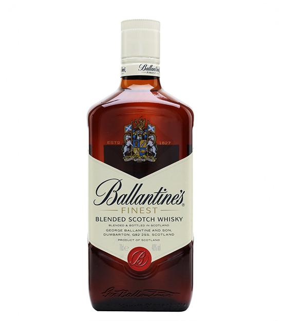 Ballantine's Finest blend whisky