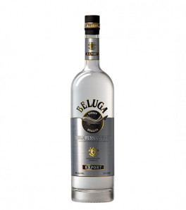 Beluga Classic Vodka Russe