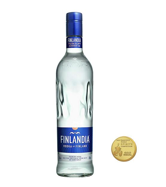 Vodka Finlandia Finlande