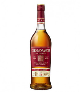 Glenmorangie The Lasanta sherry whisky single highland