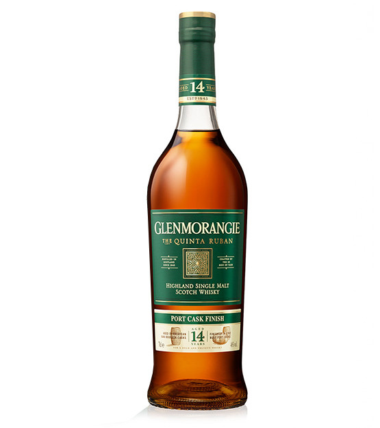 Glenmorangie The Quinta Ruban whisky single highland