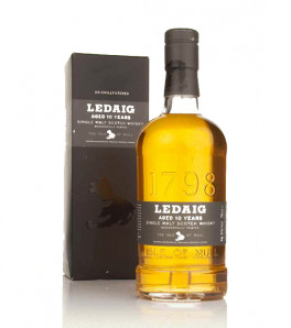 ledaig 10 ans whisky single malt