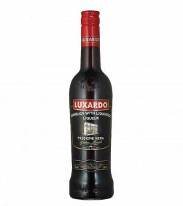Luxardo Sambuca Passione Nera liqueur