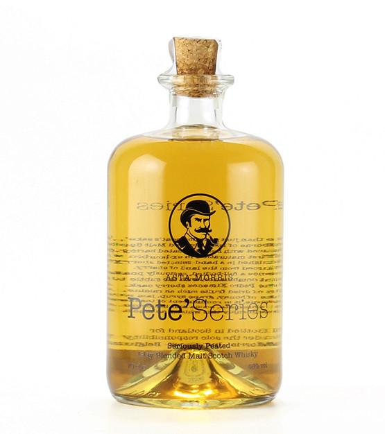 Asta Morris Glorious Bastard Whisky Islay 46%