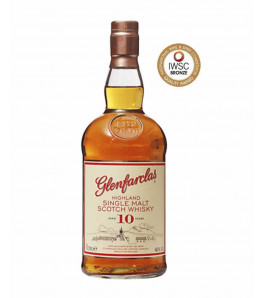 Glenfarclas 10 ans whisky single Highland