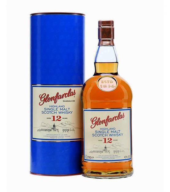 Glenfarclas 12 ans whisky single Highland