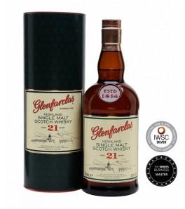 Glenfarclas 21 ans Single Highland Malt Whisky