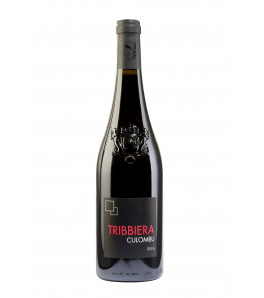 tribbiera culombu rouge 2018 vin corse
