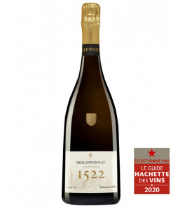 Philipponat champagne cuvee 1522 millesime 2008