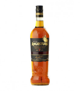 angostura butterfly 7 ans rhum caraibes