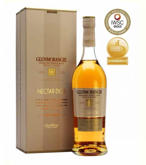 Glenmorangie The Nectar d'Or Sauternes whisky single highland