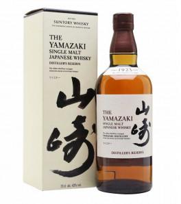 The Yamazaki Distiller's Reserve