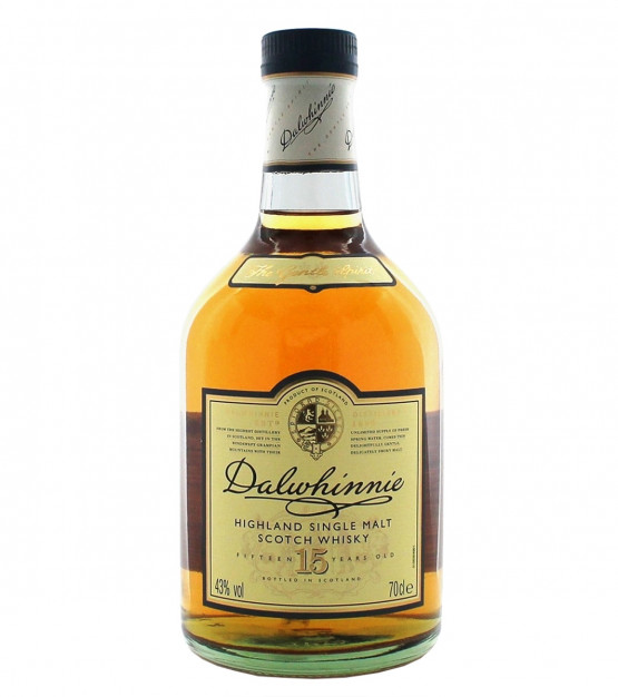 Dalwhinnie 15 ans Highland Single Malt Etui
