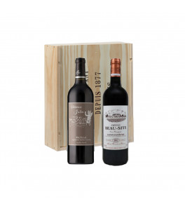 Coffret vins Finesse Bordelaise