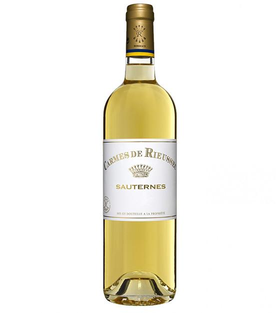 Carmes de rieussec Sauternes Grand Cru Classé