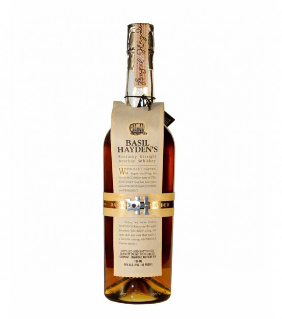Basil Hayden's 8 ans Bourbon whisky