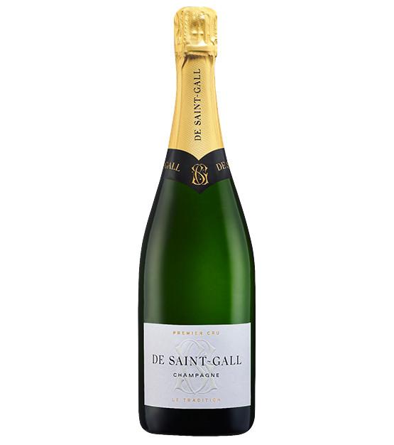De Saint-Gall extra brut premier cru champagne