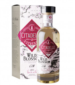 citadelle gin extreme wild blossom
