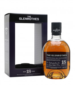 The Glenrothes 18 ans single malt whisky