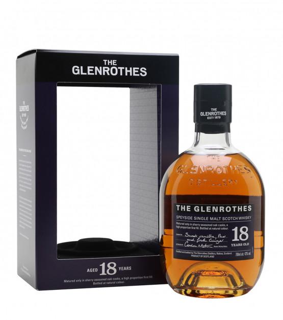 The Glenrothes 18 ans single malt whisky