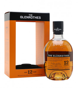 The Glenrothes 12 ans single malt whisky