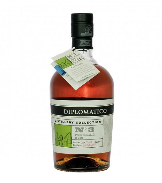 Diplomatico Distillery Collection pot still