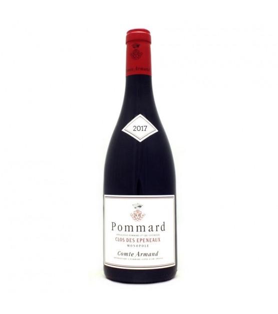 Domaine du Comte Armand Pommard 1er cru Clos des Epeneaux 2017