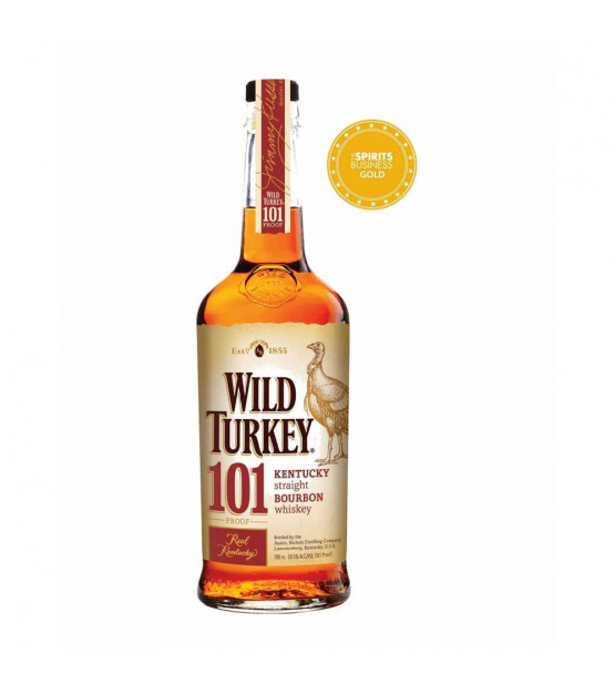 Wild Turkey 8 ans 101 Proof Bourbon