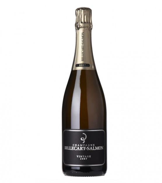 Billecart-Salmon Vintage 2007 Champagne avec son étui