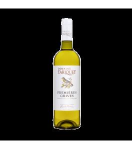 """""""Les premières grives"""" Vin de Pays de Gascogne Domaine Tariquet 2019 150cl"""