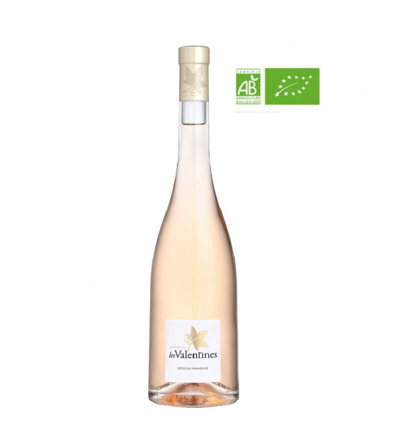 Château les Valentines Côtes de Provence Rosé 2019