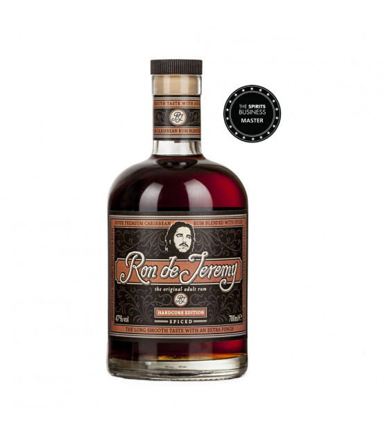 Ron de Jeremy Hardcore Spiced