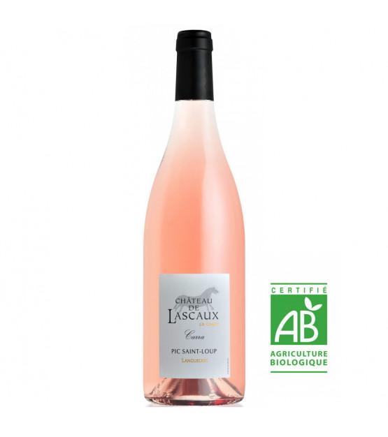 """Château de Lascaux """"Carra"""" AOC Pic Saint-Loup Rosé 2019"""